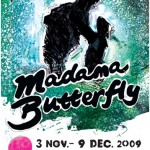 Poster Art - Madame Butterfly - Flemish Opera - Andrej Babenko